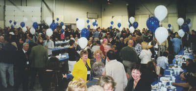 Markham Fair grounds at 2004 MDHS Reunion